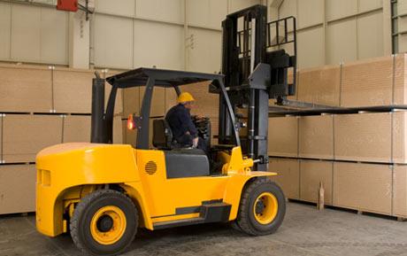 Sit-down Forklift