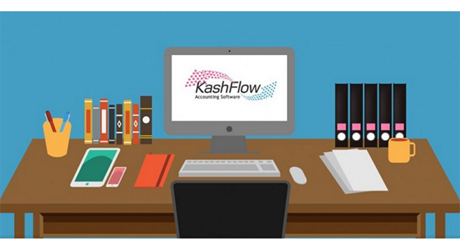 Bookkeeping and Accounting Kashflow Bookkeeping Software