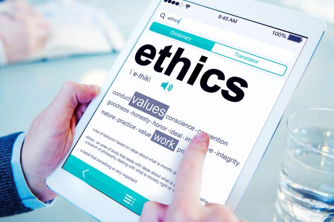 Oklahoma Real Estate Continuing Education Code of Ethics