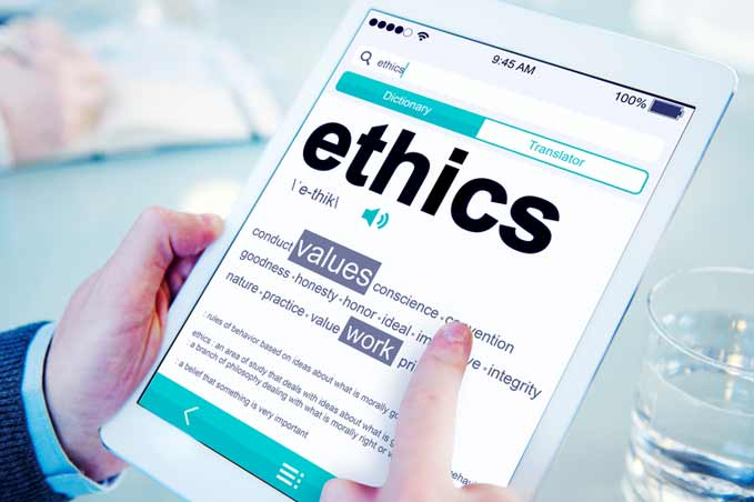 Ethics and Research Analysts (Interactive)