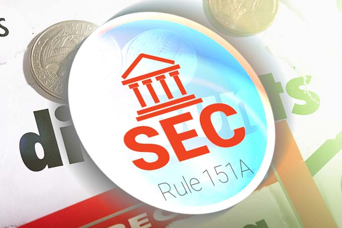 Coping with SEC Rule 151A