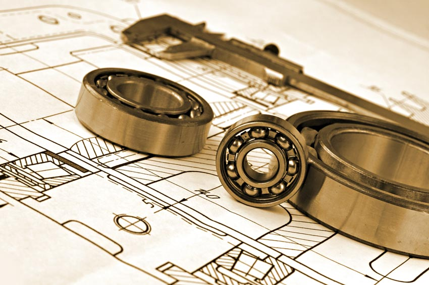 Bearing Training Sliding Surface Bearings