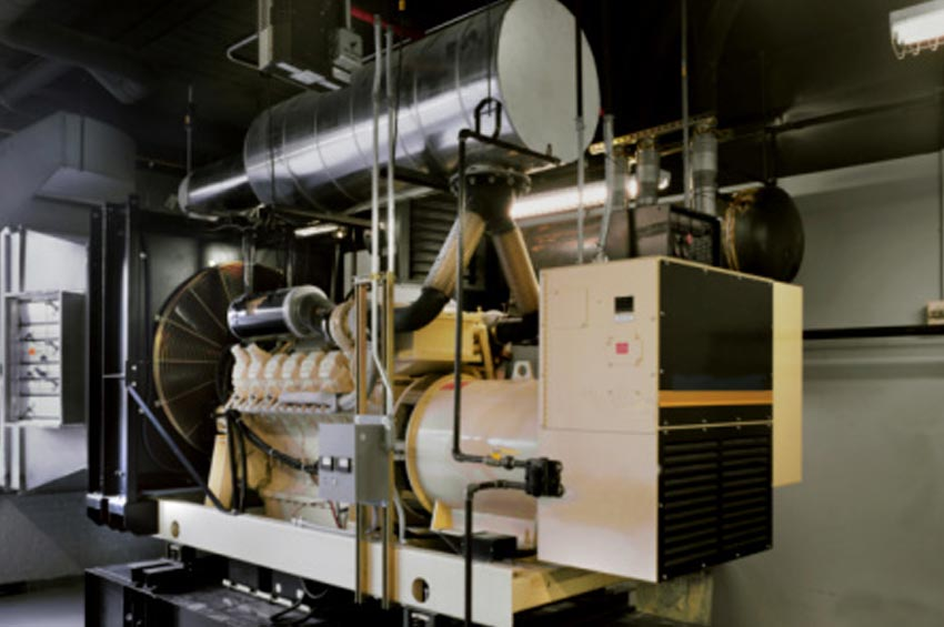 Generator Cooling Systems