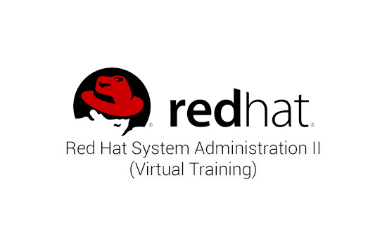 Server Infrastructure Red Hat System Administration II (Virtual Training) (RH134VT-EC)