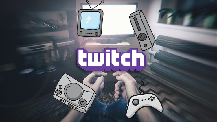 Introduction To Twitch TV Video Game Live Streaming