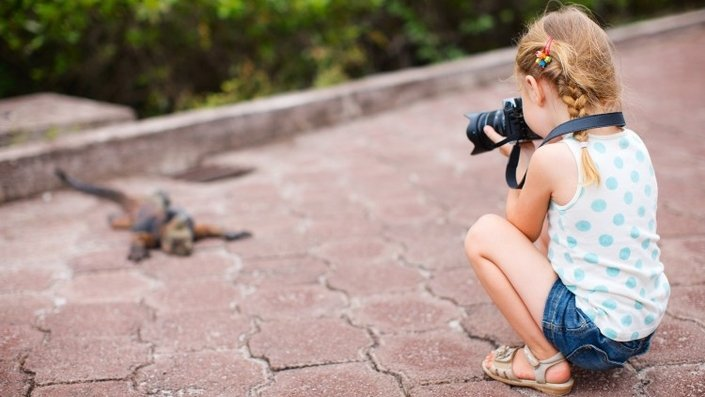 Photography Photography for Kids: Project-Based Beginner Photography