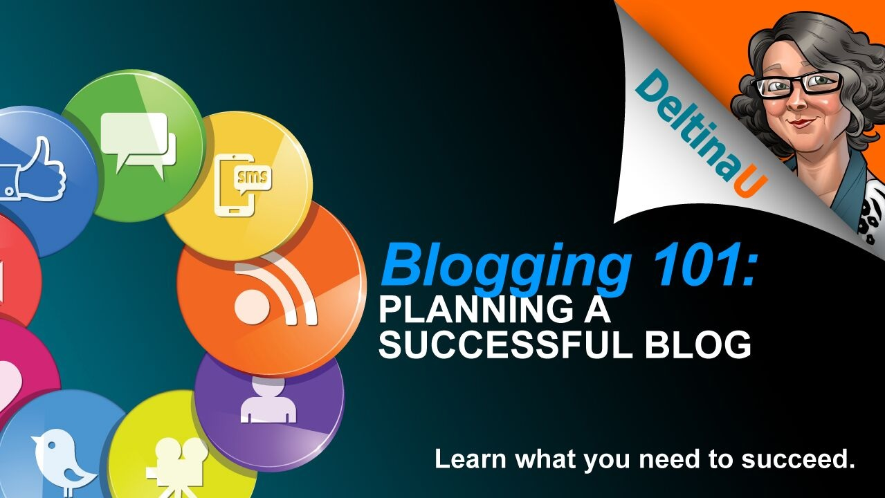 Blogging 101: Planning a Successful Blog