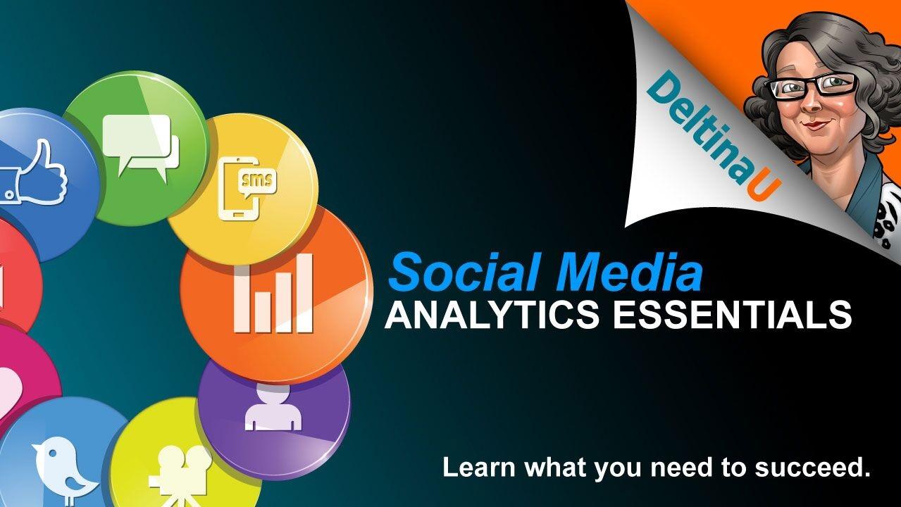 Social Media Analytics Essentials