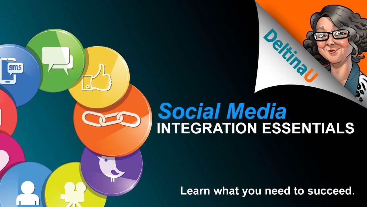 Social Media Integration Essentials